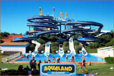 Aqualand in Portugal