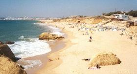 Beach Armacao de Pera