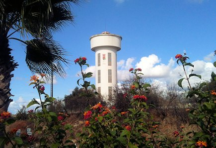 Jardins de Pera - Watertower