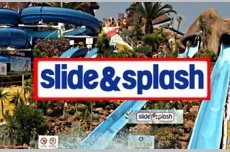 Slide and Splash in Portugal