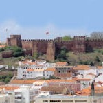 silves castelo panoramic